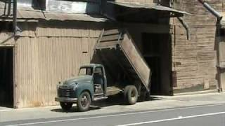 Old Man Old Truck