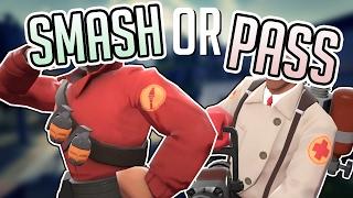 SMASH or PASS TF2 Edition