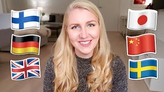 Speaking 6 Languages! How to Learn Languages and Become Multilingual?