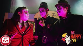 """WE HAPPY FEW SONG by JT Music - """"Anytime You Smile"""" (Live Action)"""