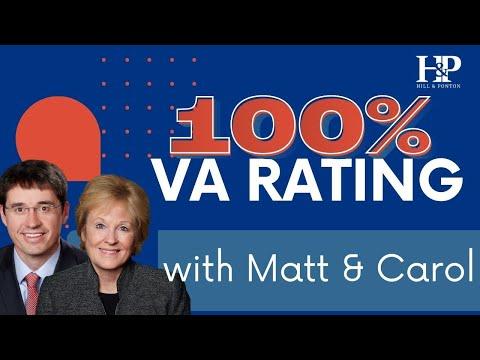 How Do I Get A 100 Percent VA Disability Rating