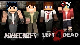 Left 4 Minecraft Dead 2 - Authentic e BaixaMemoria , Oque tem no buraco?