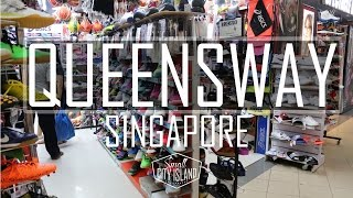 Queensway Shopping Centre Singapore | Small City Island
