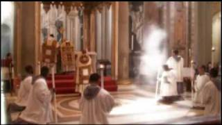 Franciscan Traditional Latin Mass in ArchBasilica -Part1