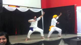 Humber College Bhangra Party,Punjabi Bhangra by RCC club