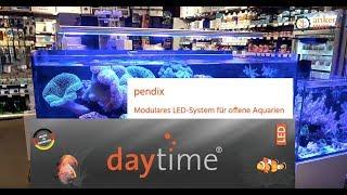 Die NEUE modulare pendix LED von daytime
