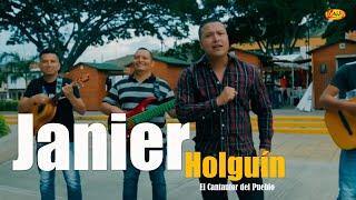 Con una Cerveza (Como una bala)  Janier Holguin Video Oficial