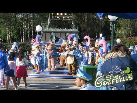 Grand Celebration April 12, 2017  - Disneyland Paris 25th Anniversary