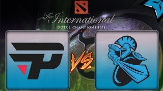 [PT-BR] Pain Gaming vs Newbee - Dota 2 The International 8
