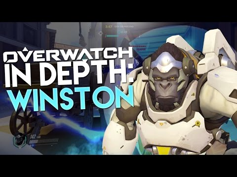 Overwatch In Depth: Winston Guide