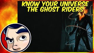 The Ghost Riders - Know Your Universe
