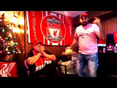VVD KNOCKS EVERTON OUT OF THE FA CUP!!!! LFC FAN REACTIONS!!!!