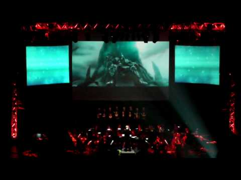 Video Games Live - Warcraft Montage - @Paris Palais des Congrès - 21.11.09