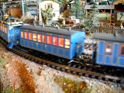 The King Ludwig Train Trix H0 21231 DCC(Argentina)