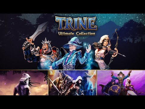 Trine: Ultimate Collection is an easy way to get caught up on the series