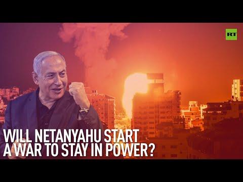 Will Netanyahu start a war to stay in power? | By Robert Inl