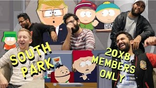 South Park - 20x8 Members Only - Group Reaction