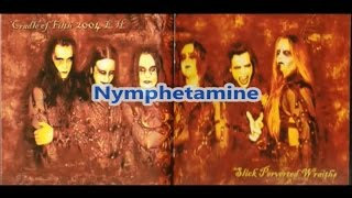 Cradle Of Filth - Nymphetamine (Overdose) - (Subtitulos Español Lyrics)