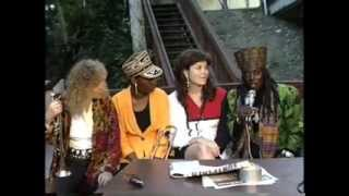 Reggae Makossa interviews The Burning Brass