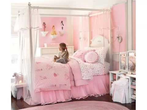 Pink Color Decoration | Room Decor Pictures - YouTube