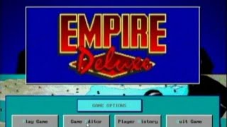 Empire Deluxe MS-DOS