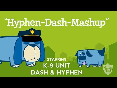 Hyphen & Dash Song From Grammaropolis -