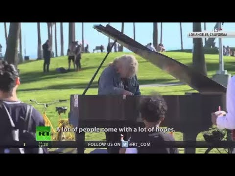 American Illusion? Homelessness continues to plague neighborhoods in Los Angeles