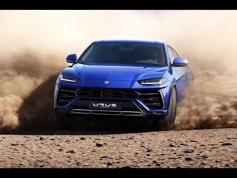 meet the world\u2019s first super sport utility vehicle, the lamborghini urus