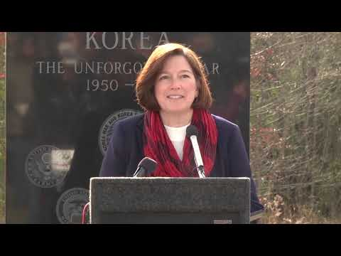 Veterans' Day Press Conference - 11/11/17