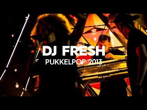 Louder by DJ Fresh live at Pukkelpop 2013