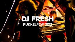 Louder by DJ Fresh live at Pukkelpop 2013 thumbnail