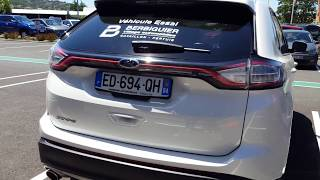 Les tutos de Berbi : Le Ford Edge
