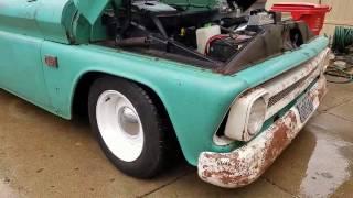 1965 Chevy C20 Fuel inj. Rat Dort Federal Credit Union loan appraisal