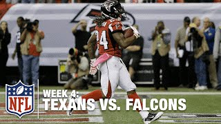 Devonta Freeman Highlights (Week 4) | Texans vs. Falcons | NFL