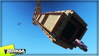 LIBERATOR ESCALATOR | GTA 5 Funny Moments | E679 (GTA 5 PS4)