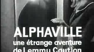 Alphaville (Jean-Luc Godard, 1965) Trailer