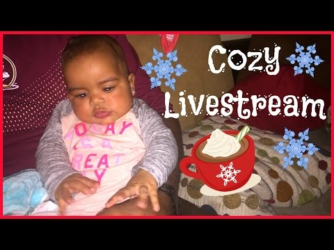 A Cozy Winter Night ☕️ Livestream