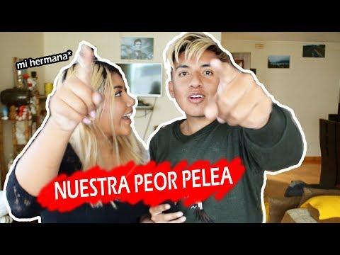 EL PEOR TAG DE LA HERMANA ft Angélica Benavides