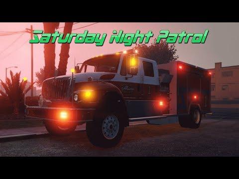 Saturday Night Patrol! ( FiveM l PC )