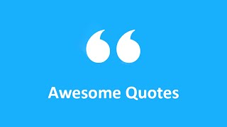 The best inspirational quotes