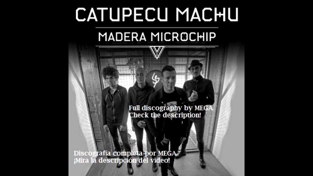 discografia de catupecu machu 320 kbps