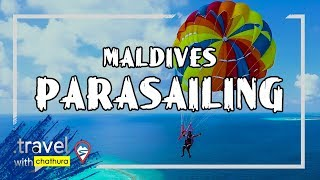 Travel With Chatura - Maldives - Parasailing (Trailer) Thumbnail