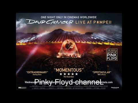 David Gilmour, 'Live at Pompeii'