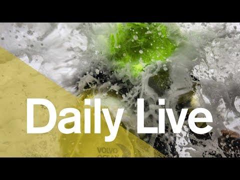 Daily Live – 1300 UTC Monday 12 February | Volvo Ocean Race