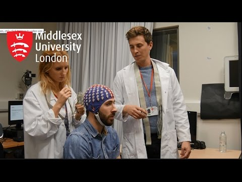 Neuroscience at Middlesex University