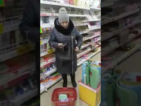 крадії христинівки (магазин аврора)