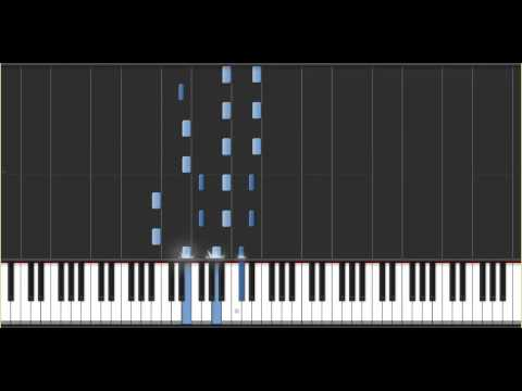 Catch Me - Synthesia (100% Speed)