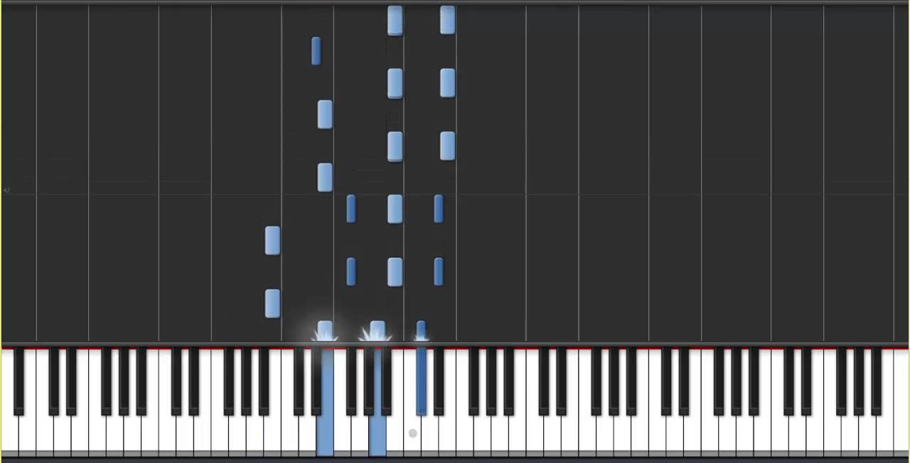 Catch me synthesia 100 speed youtube catch me synthesia 100 speed hexwebz Gallery
