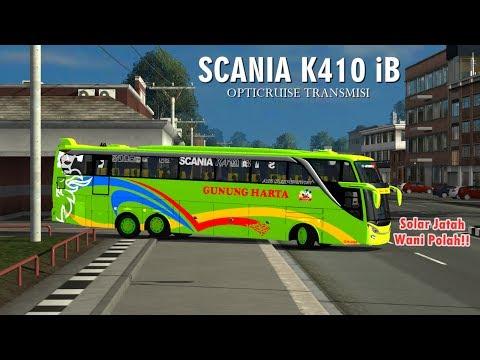 Gunung Harta Scania K410iB | Solar Jatah Wani Polah