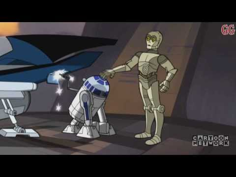 Star Wars: Clone Wars Chapter 1 HD 20032005 TV Series
